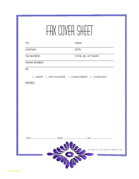 Blank Resume Template Pdf With Free Downloads Fax Covers Sheets