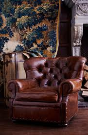 Plaid Living Room Furniture 25 Best Ideas About Leather Club Chairs On Pinterest Club