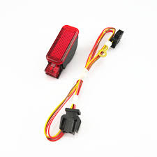 Details About Red Warning Light Cable Plug For Audi A3 A4 A6 Q3 Q5 Ttrs S6 S4 8kd947411