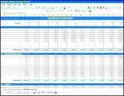 Self Employed Expenses Spreadsheet Free Budget Spreadsheet Template Savings Free Money Daily Expense