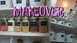Diy Organization Pantry Makeover 1 Items Diy Organization Ideas Youtube