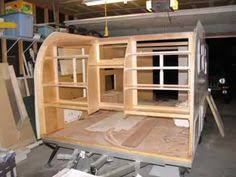 Small Picture A blog documenting how to build a Tiny Camper on a teardrop