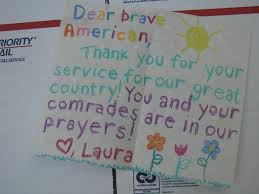 Letter Writing Archives Operation Gratitude
