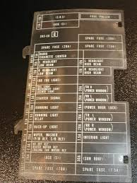 2006 acura tl fuse box diagram 2006 wiring diagrams online