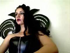 Goth Bondage Webcam | BDSM Fetish