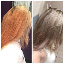 Wella Toner Chart Before And After Wella T18 Toner Before And After Wella Hair Toner Wella