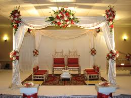 Small Picture Wedding Ideas Indian Wedding Dinner Decor The Glamorous Color of