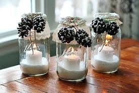 glass decorative jars glass jar crafts luminaries decorative snow ideas decorative glass storage jars uk