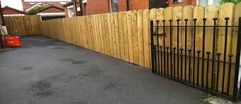garden fence belfast northern ireland