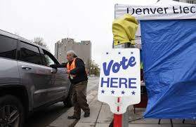 How To Make Ballots On Microsoft Word 2019 Ballots Drop In Colorado Friday Heres How To Vote