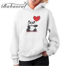 Online Buy Wholesale couple panda hoodie from China couple panda.