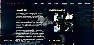 Biography Templates Examples Personal Professional Free