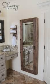 diy storage furniture. DIY Bathroom Storage Cabinet Diy Furniture