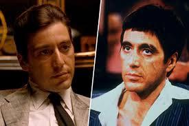 Al Pacinos Most Iconic Movie Role Michael Corleone Or Tony Montana