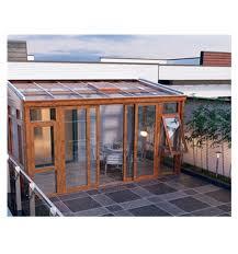 china enclosed glass sun porch