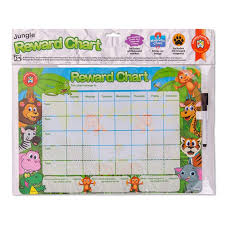 Chart Jungle Magnetic Rewards Chart Jungle