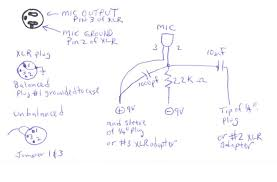 xlr microphone cable wiring diagram wiring diagram wiring diagram for microphone jodebal phantom power
