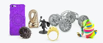 shapeways 3d printing service and marketplace