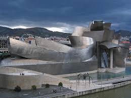 1997 - Museo Guggenheim Bilbao, Bilbao, Spain - Architecture of Biscay -  Archiseek - Irish Architecture