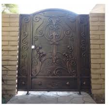gates and fence design steel gates wrought iron gates in Doors from