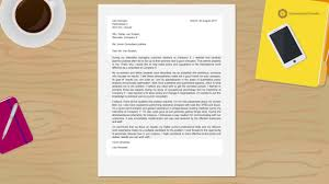 Make Me A Cover Letter 5 Simple Steps To Writing A Successful Cover Letter