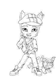 Monster High Coloring Pages Monster High Coloring Pages Monster High