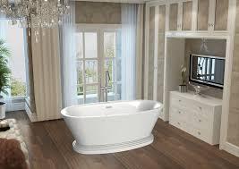 esla oval bathtub