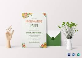 housewarming invitation template microsoft word 23 housewarming invitation templates psd ai free premium