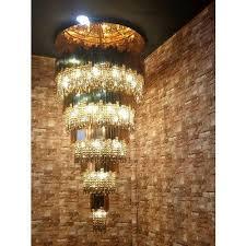 stylish crystal chandeliers