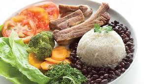 Resultado de imagem para refeições saudáveis