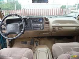 1995 Bright Teal Metallic Chevrolet C/K K1500 Silverado Z71 ...