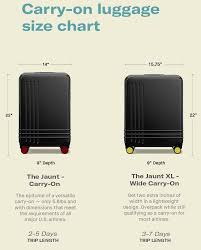 Carry On Luggage Size Chart Carry On Luggage Size Chart In 2019 Luggage Sizes Carry