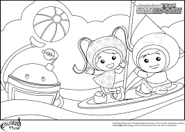 Small Picture Elegant Umizoomi Coloring Pages Printable 93 In Free Coloring Book