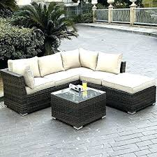 outdoor sofa cover. Outdoor Sectional Furniture Covers Patio Sofa Home Curved . Cover
