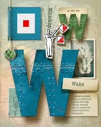 The phonetic alphabet is the list of symbols or codes that shows what a speech sound or letter sounds like in english. Navy Alphabet Nautical Letter N Digital Art By Vanessa Bates