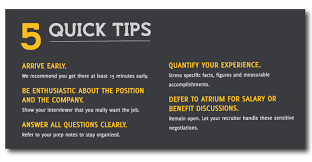 Interview Tips Your Job Interview Prep Guide
