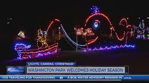 Washington Park Albany Ny Christmas Lights Washington Park Welcomes In Holiday Season With Capital