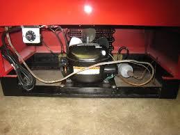 Vending Machine Compressor Simple Glasco Slider Coke Machine Restoration And Repair Ideal Slider Soda