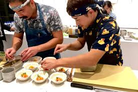 Sushi Cook Two Uchi Trained Sushi Chefs Plot A New Spot For Hand Rolls