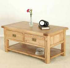 glass coffee table for small space slim oak solid uk
