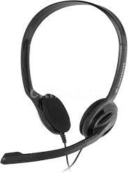 Купить <b>Гарнитура SENNHEISER PC 36</b> Call Control, черный в ...