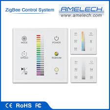 Smart Lighting Control Panel China Lighting Control System Switch China Lighting Control