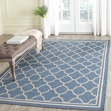 blue and white outdoor rug dumound reminiscegroup interior design 25