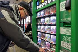 Nj Lottery Vending Machines