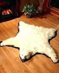 fake animal skin rugs with head fake animal rug bear skin rugs polar grizzly buffalo hide fake animal skin rugs with head
