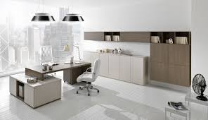 black and white office design. Elegant White Leather Executive Chair In Lovely Office Design Matched With Wooden Wall Cabinet And Also Luxury Two Black H