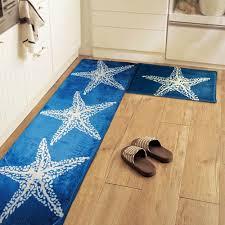 Kitchen Floor Mats Rugs Online Get Cheap Blue Kitchen Rugs Aliexpresscom Alibaba Group