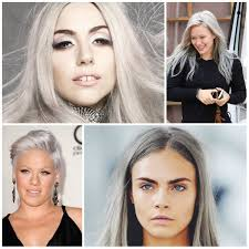 Stunning Grey Hair Color Ideas For 2016 2017 Page 3 Best Hair