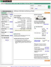 Enterprise Car Rental Prices