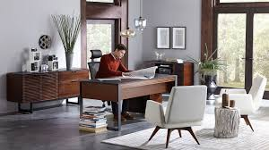 Latest modern office table design Cool Love Where You Work Nutritionfood Modern Home Office Furniture From Bdi